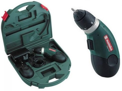 Metabo aku šroubovák Power Grip 4,8V